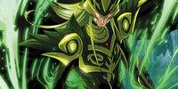 Jade Phosphor Serpent