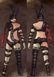Black Female Conjurer