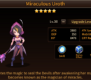 Miraculous Uroth