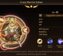 Crazy Warrior Ashan