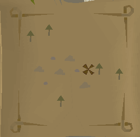 North East Falador Clue