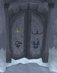 FrozenDoor