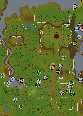 Stronghold map