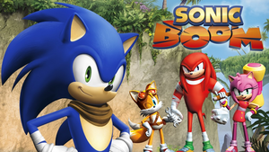 Sonic Boom Cover