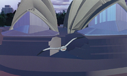 The Rescuers Down Under AIRPLANE, PROP - LONG DIVE, 02