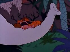 The Simpsons Elephant Trumpeting PE024801