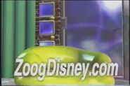 Zoog Disney (Miscellaneous) Sound Ideas, RICOCHET - CARTOON RICCO, 02