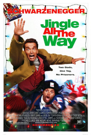 Jingle all the way 1996 poster