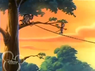 Timon and Pumbaa TV Series Hollywoodedge, Chimpanzee Screeche PE026201 3
