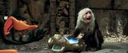 Looney Tunes Back in Action Chimpanzee Screeche PE026201