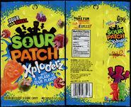 CC Kraft-Foods-Sour-Patch-Xploderz-6 5-oz-candy-package-2012