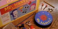 Mr. Hankey Construction Set