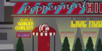 The Peppermint Hippo