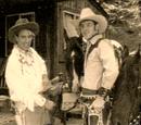 Cowboys and Indian Shorts
