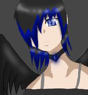 Dark midnight raven by skittles91000-d4cd8aq