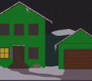Cartman's House