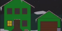 Cartman's House