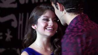 """Luna y Matteo cantan """"Qué más da"""""""