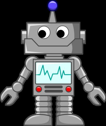 File:Cartoon Robot.png