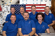 STS-125 Official Mission Portrait