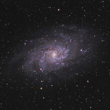Triangulum Galaxy 1