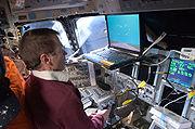 STS-125 FD11 sim