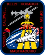 STS-118 patch new
