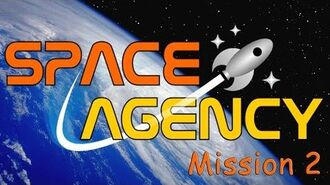 Space Agency Mission 2 Gold
