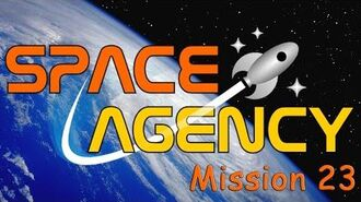 Space Agency Mission 23 Gold