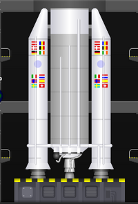 Ariane 5 Boosters