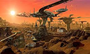 File:Awesome mars colony.city.jpg