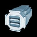 Icon Block Piston