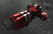 Red 1 isometric