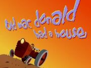 Space Goofs - Old MacDonald Had a House - Episode Title Card