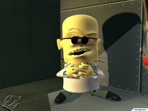 Dr. Saccharin