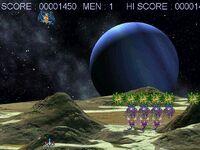Spaceinvadersminiongameplay