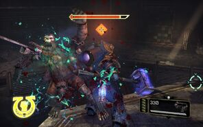 Weirdboy thunderhammer execution