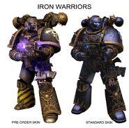 Preorder comparison iron warriors