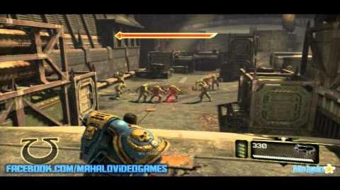 Warhammer Space Marine - Walkthrough - The Inquisitor - Chapter 5 Part 1