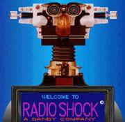 Radioshock salesbot
