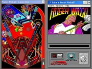Roger Wilco Planet Pinball