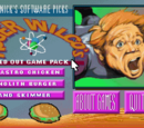 Roger Wilco's Spaced Out Game Pack