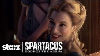 Spartacus Gods of the Arena - Lust for Power STARZ
