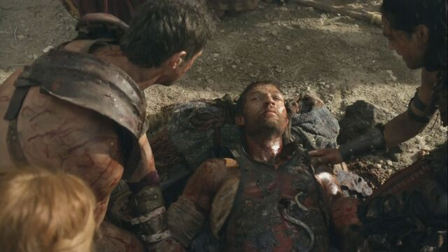 File:Spartacus' last moments.jpg