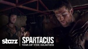 Spartacus War of the Damned - The Rebels STARZ
