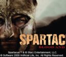 Spartacus: Blood and Sand iPhone Game