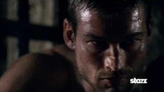 """Spartacus Blood and Sand - Ep 103 """"Legends"""" Preview"""