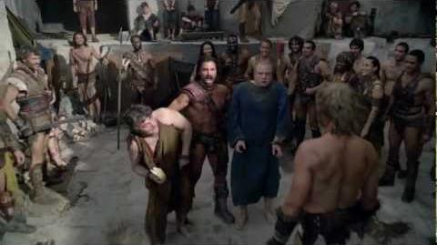 Spartacus War of the Damned Episode 3 Preview