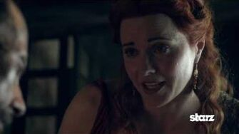 "Spartacus Blood and Sand - Ep 106 ""Delicate Things"" Preview"