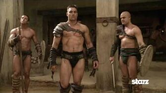 "Spartacus Blood and Sand - Ep 109 ""Whore"" Preview"